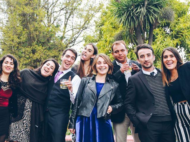El matrimonio de Rafael y Ximena en El Monte, Talagante 23