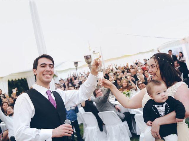 El matrimonio de Rafael y Ximena en El Monte, Talagante 24
