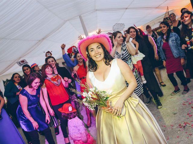 El matrimonio de Rafael y Ximena en El Monte, Talagante 27