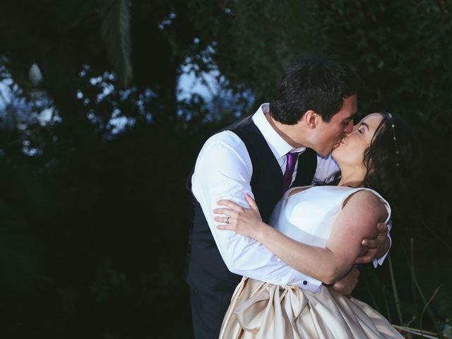 El matrimonio de Rafael y Ximena en El Monte, Talagante 2