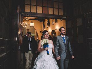 El matrimonio de Joys y Esteban