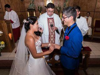 El matrimonio de Ivatnna y Joshua 2