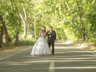 El matrimonio de Jocelyn y Fabián  1