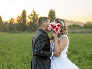 El matrimonio de Jocelyn y Fabián