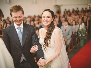 El matrimonio de Catalina y Tomás 1