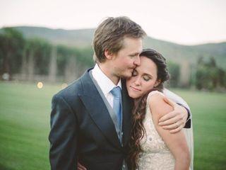 El matrimonio de Catalina y Tomás