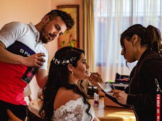 El matrimonio de Camila y Daniel 2