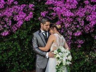 El matrimonio de Jesika y Javier