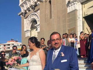 El matrimonio de Rodrigo y Francisca  2