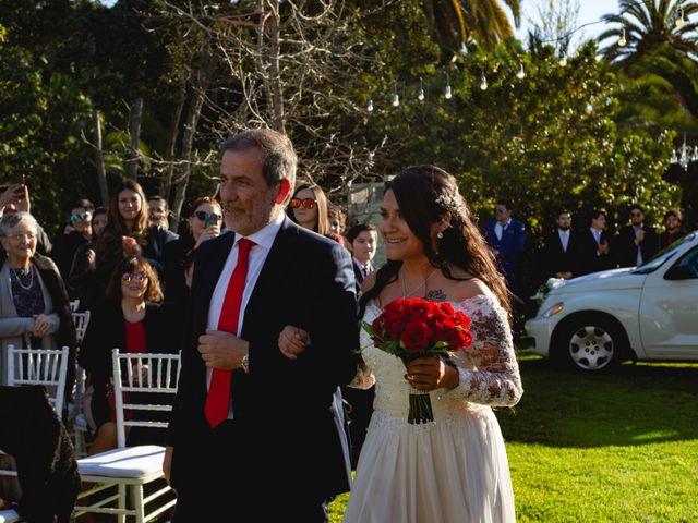El matrimonio de Daniel y Camila en La Serena, Elqui 9