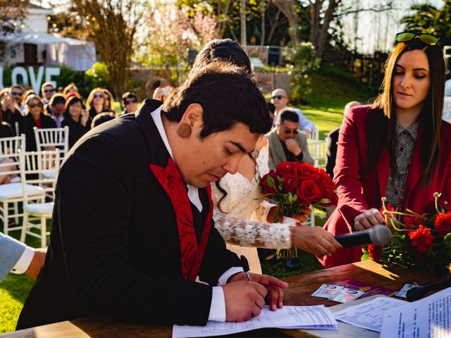 El matrimonio de Daniel y Camila en La Serena, Elqui 10