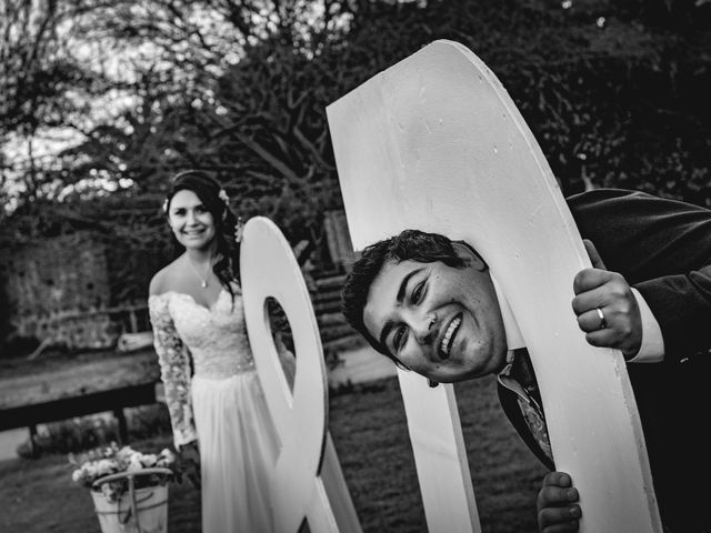 El matrimonio de Camila y Daniel