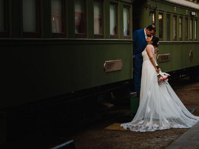 El matrimonio de Rodrigo y Francisca