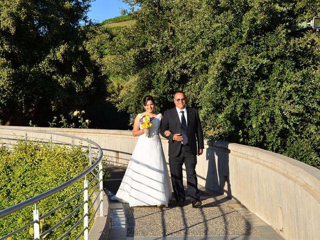 El matrimonio de Nico y Luna en Melipilla, Melipilla 9