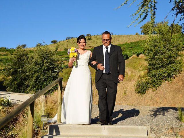 El matrimonio de Nico y Luna en Melipilla, Melipilla 10