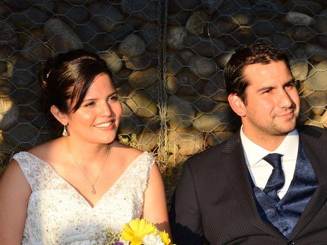 El matrimonio de Nico y Luna en Melipilla, Melipilla 12