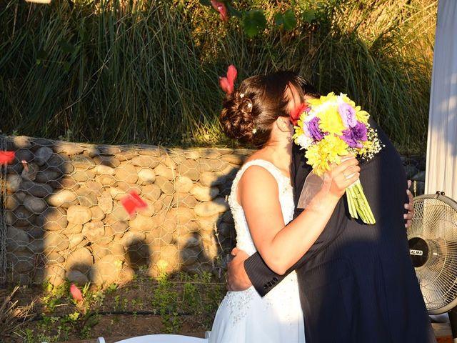 El matrimonio de Nico y Luna en Melipilla, Melipilla 14
