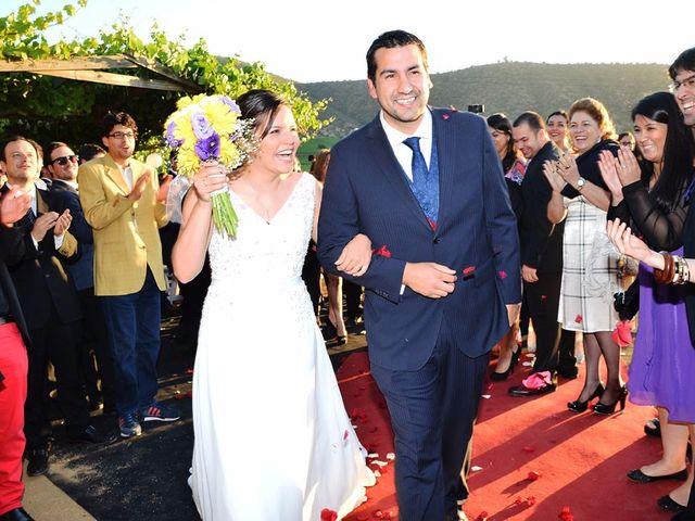 El matrimonio de Nico y Luna en Melipilla, Melipilla 15