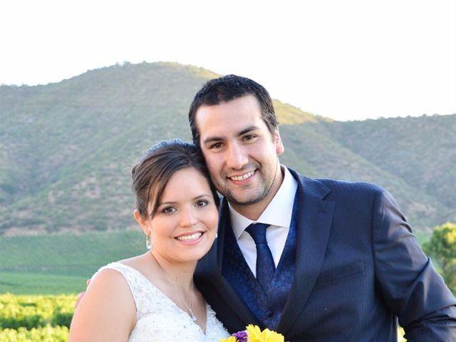 El matrimonio de Nico y Luna en Melipilla, Melipilla 17