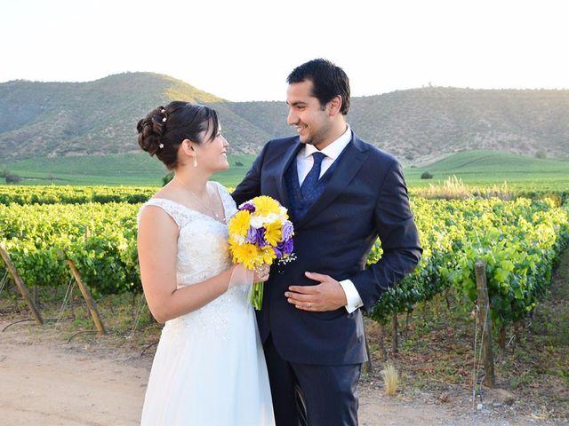 El matrimonio de Nico y Luna en Melipilla, Melipilla 18