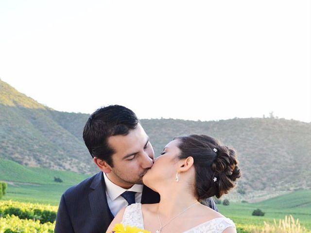 El matrimonio de Nico y Luna en Melipilla, Melipilla 19