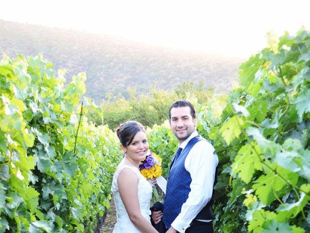 El matrimonio de Nico y Luna en Melipilla, Melipilla 20
