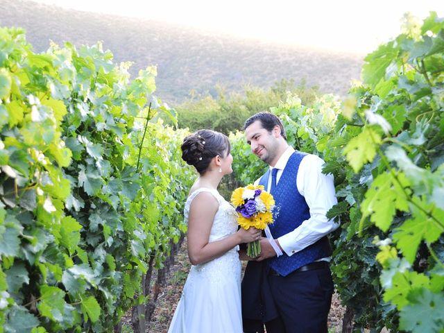 El matrimonio de Nico y Luna en Melipilla, Melipilla 21