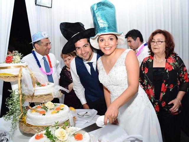 El matrimonio de Nico y Luna en Melipilla, Melipilla 31