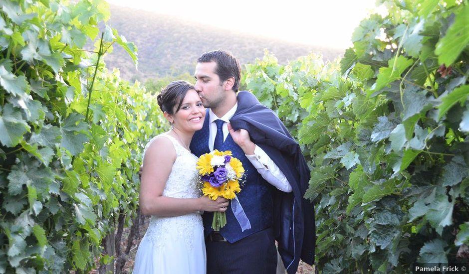 El matrimonio de Nico y Luna en Melipilla, Melipilla