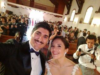 El matrimonio de Dani y Pablo
