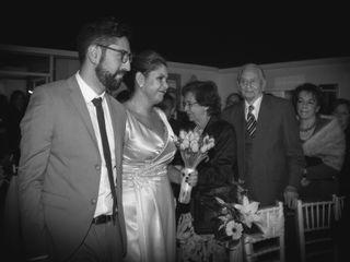 El matrimonio de Luis Miguel y Maria Eugenia 1