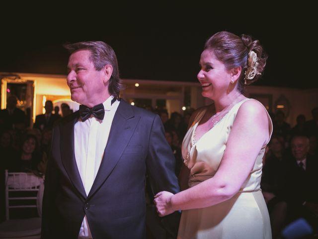 El matrimonio de Luis Miguel y Maria Eugenia