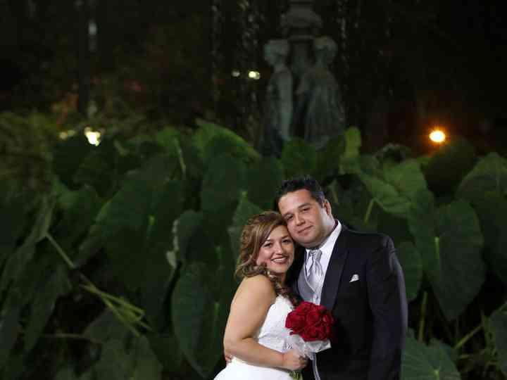 El matrimonio de Loredana  y Mario