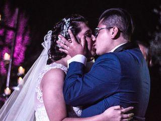 El matrimonio de Cynthia  y Ignacio  1