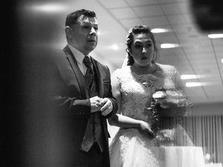 El matrimonio de Cynthia  y Ignacio  2