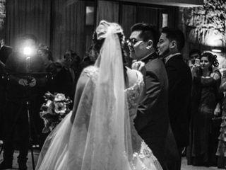 El matrimonio de Cynthia  y Ignacio  3