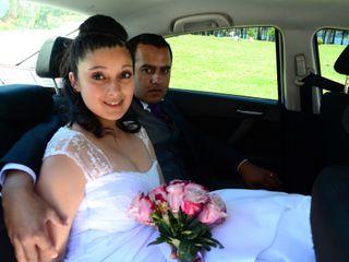 El matrimonio de Loreto y Mario