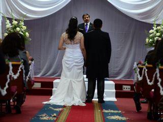 El matrimonio de Loreto y Mario  3