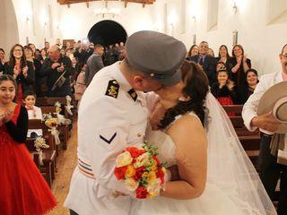 El matrimonio de Veronica y Jorge