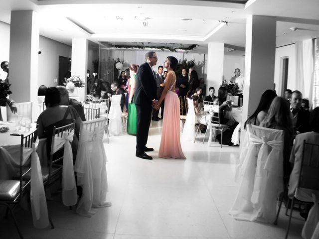 El matrimonio de Henry y Marián en Santiago, Santiago 2