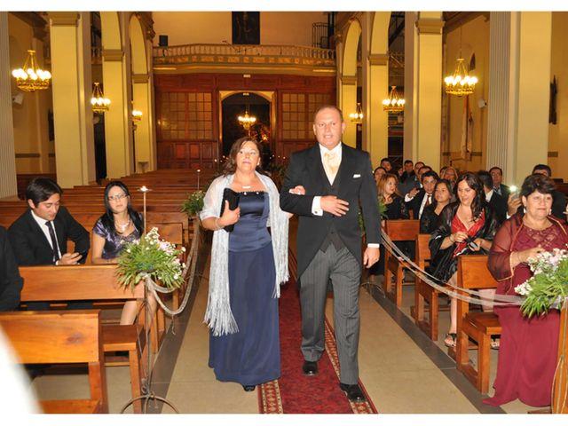 El matrimonio de Carlos y Mary en Rancagua, Cachapoal 7