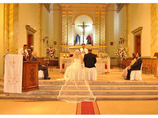 El matrimonio de Carlos y Mary en Rancagua, Cachapoal 8