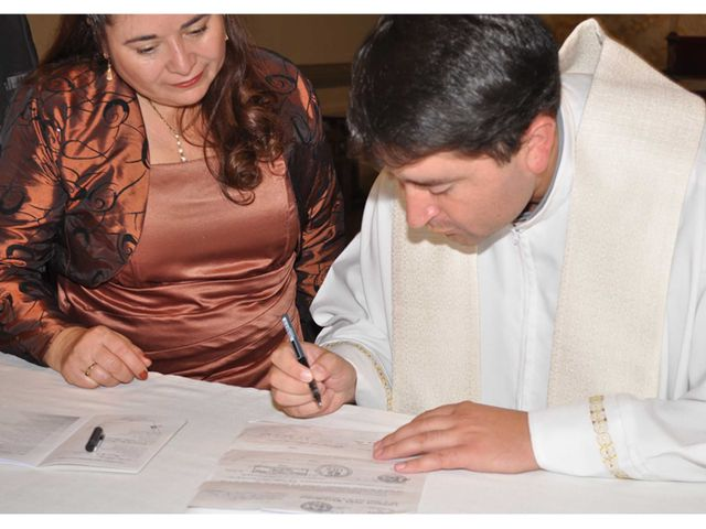 El matrimonio de Carlos y Mary en Rancagua, Cachapoal 13