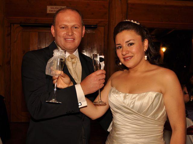 El matrimonio de Mary y Carlos