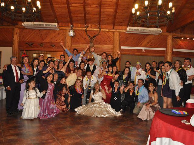 El matrimonio de Carlos y Mary en Rancagua, Cachapoal 31