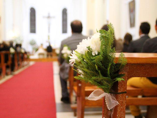 El matrimonio de Mario  y Loredana  en Curicó, Curicó 14