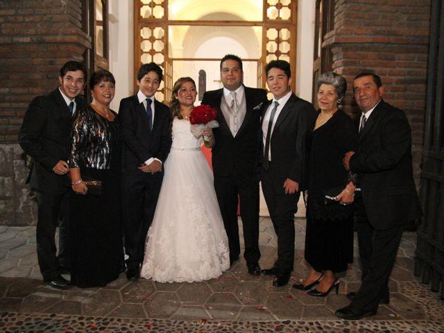 El matrimonio de Mario  y Loredana  en Curicó, Curicó 16