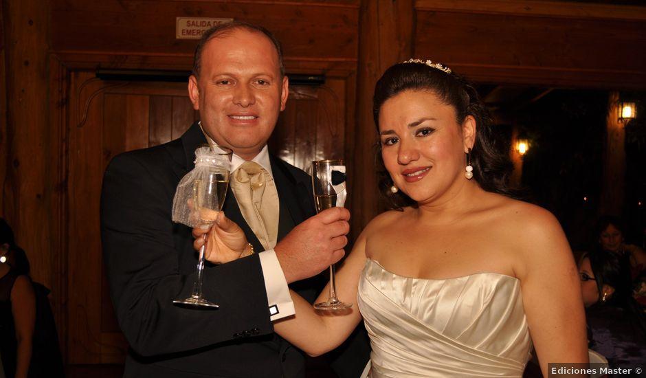 El matrimonio de Carlos y Mary en Rancagua, Cachapoal