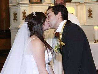 El matrimonio de Nicole y Aldo 1