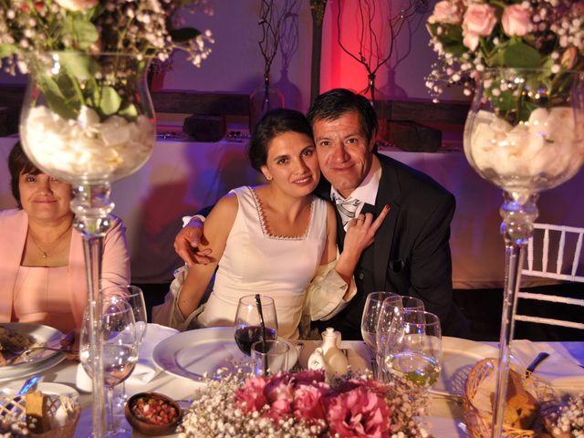 El matrimonio de Francisca y Juan Pablo